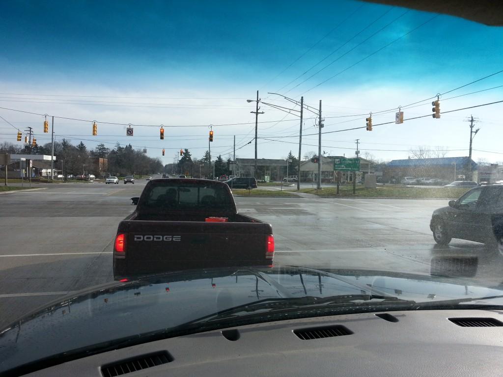 Telegraph Road Michigan